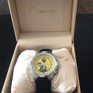 Cariloha vintage chronograph watch